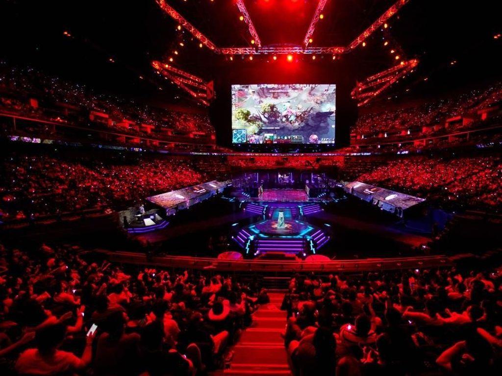 Perjuangan Juara Dunia Dota 2 yang Diganjar Rp 221 Miliar