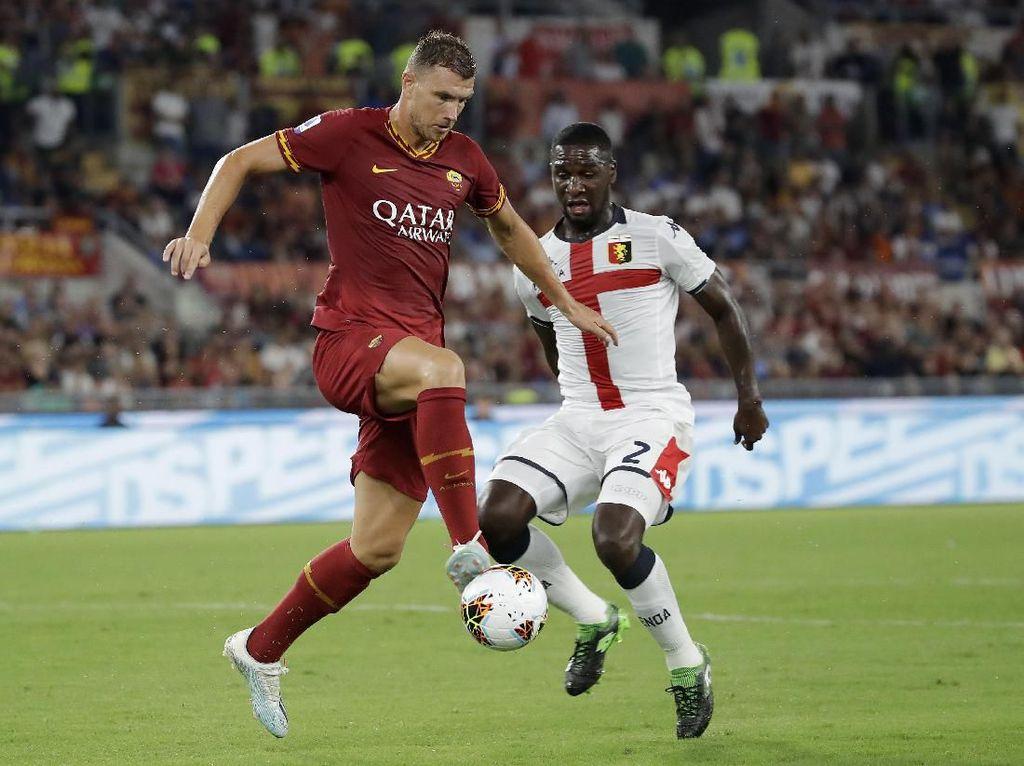 Banjir Gol, AS Roma Vs Genoa Tuntas 3-3