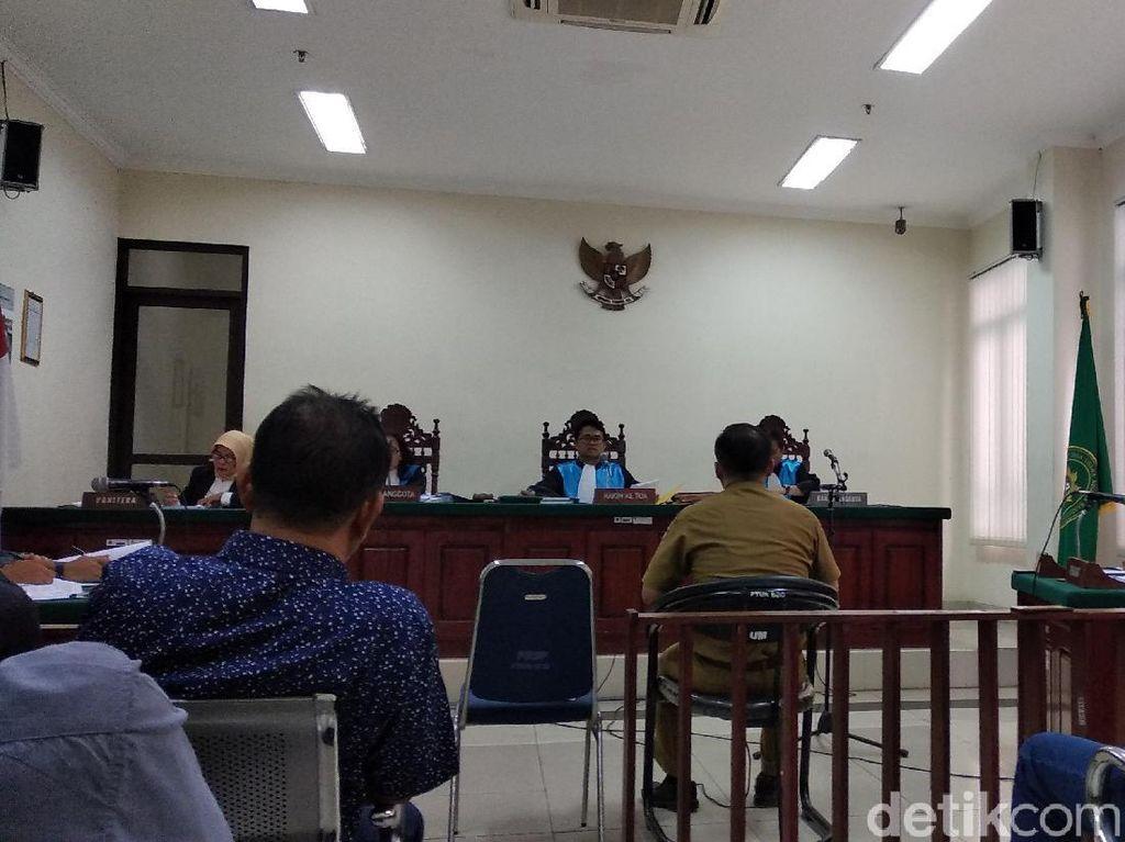 Saksi Ungkap Alasan Oded Tolak Benny Jadi Sekda Kota Bandung