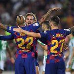 Respons Sempurna dari Barcelona