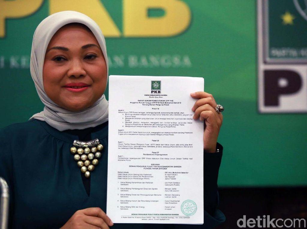 PKB soal Anak Maruf Amin Jadi Ketua DPP: Sosok yang Dibutuhkan