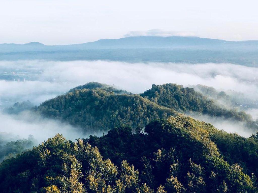 Foto: Negeri di Atas Awan dari Dompu