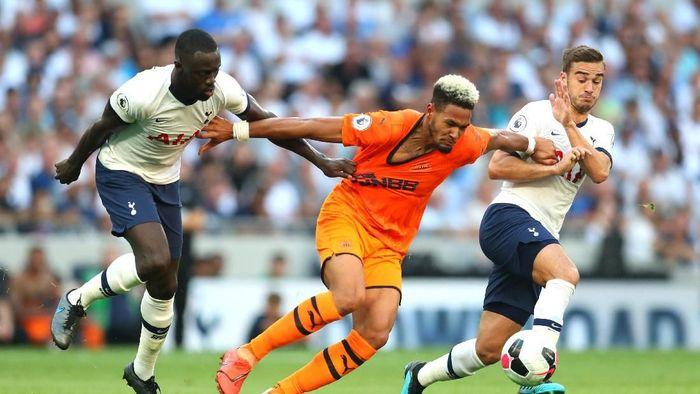Tottenham Hotspur kalah 0-1 dari Newcastle. (Foto: Catherine Ivill/Getty Images)