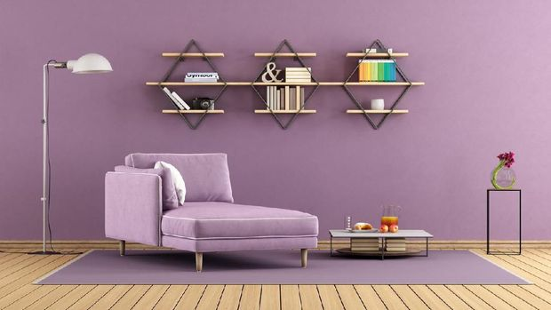 5 Warna Cat Tembok Rumah yang Bisa Bikin Mood Lebih Baik