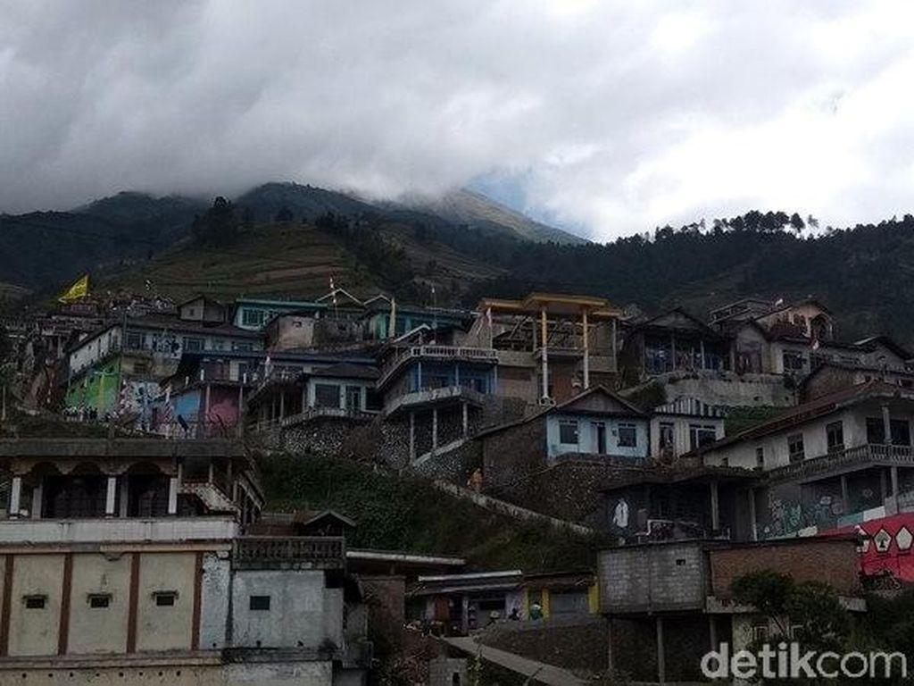 Kaliangkrik Magelang Tak Kalah Indah dari Nepal Himalaya
