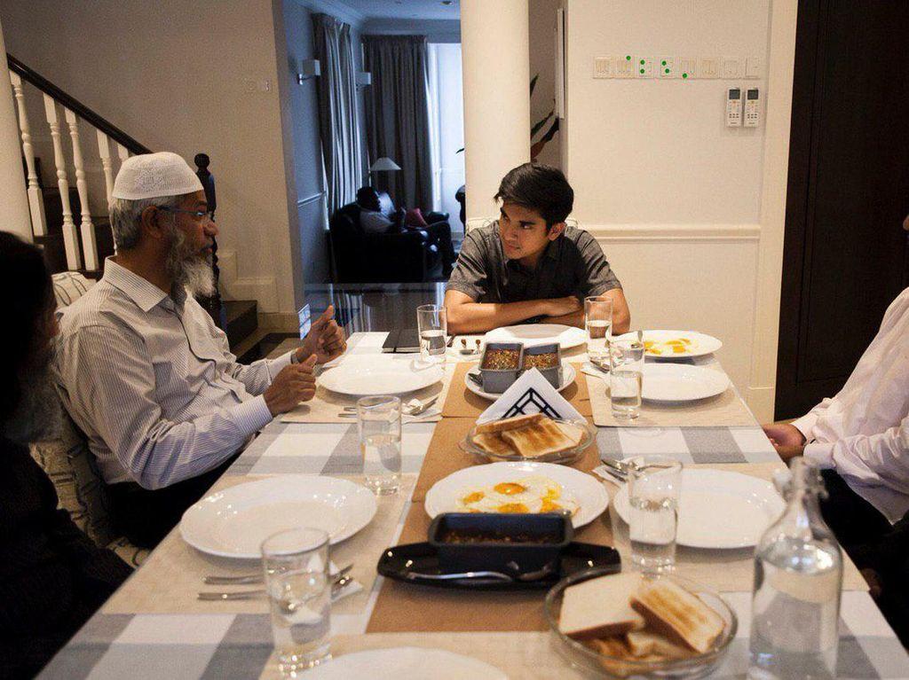 Berubah Sikap Soal Ulama Zakir Naik, Menpora Malaysia Dikritik