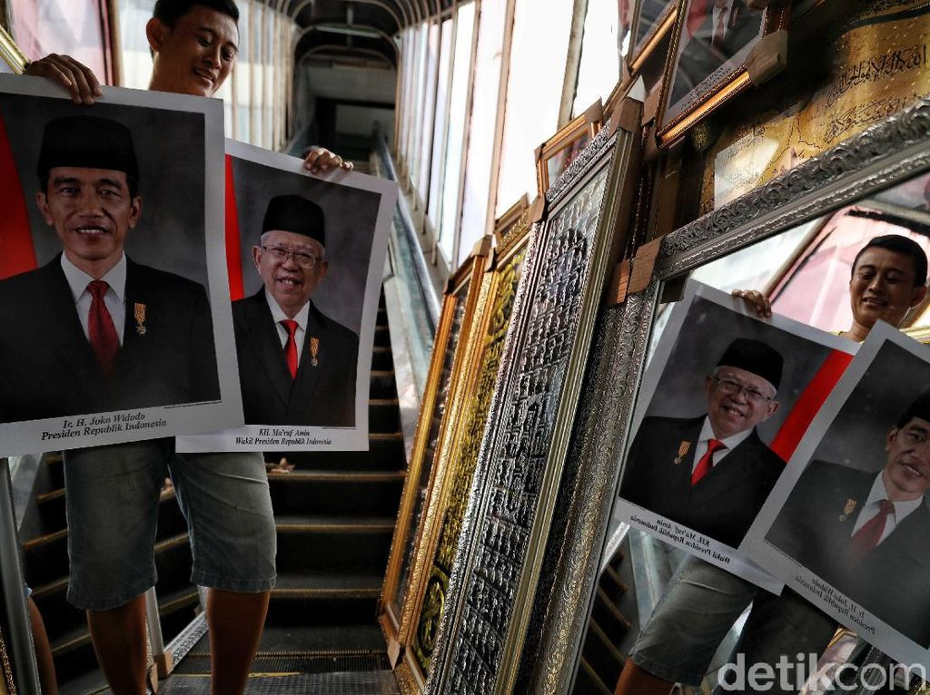 Pelantikan Jokowi Digeser ke Sore, KPU: Yang Penting Tanggal 20 Oktober