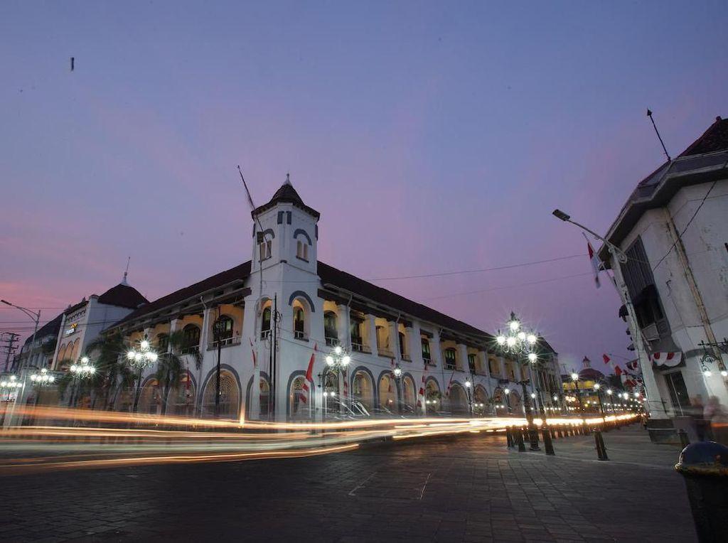 Walkot Hendi Cerita Kendala Revitalisasi Kota Lama Semarang