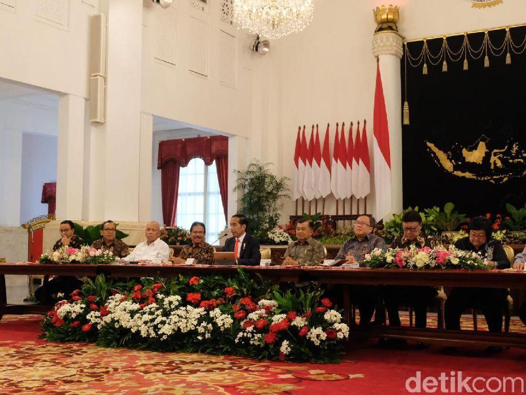 Ibu Kota Resmi Pindah ke Kaltim, Jokowi Surati Ketua DPR
