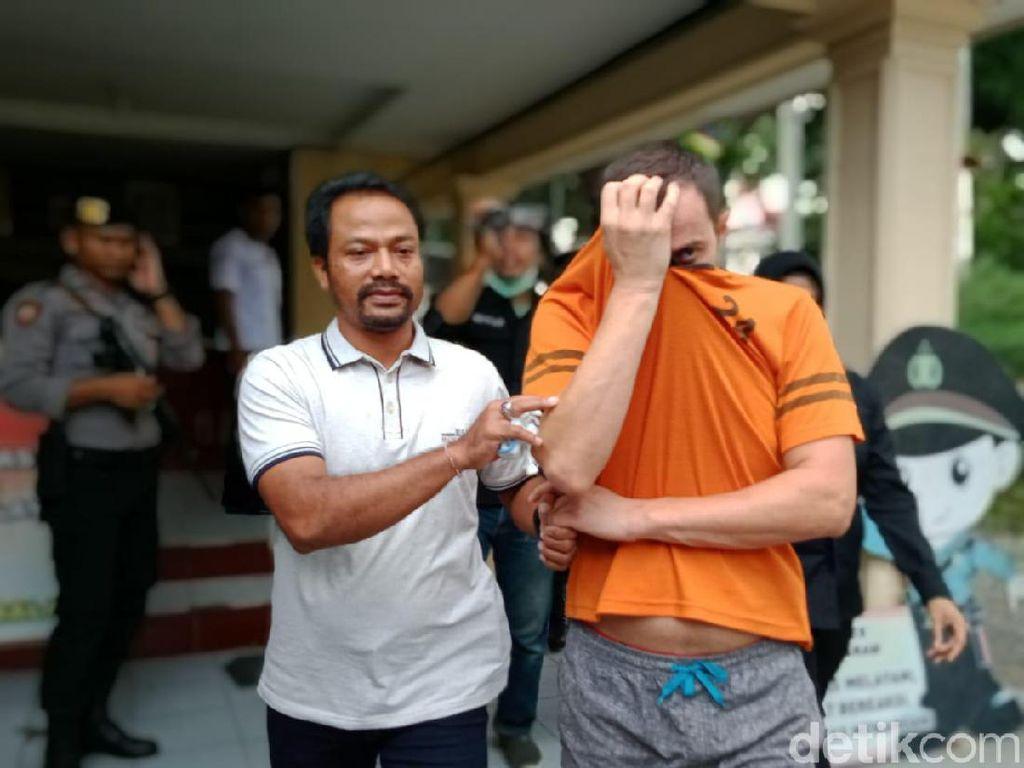 Bobol ATM Bermodus Skimming, WN Bulgaria Ditangkap di Mataram
