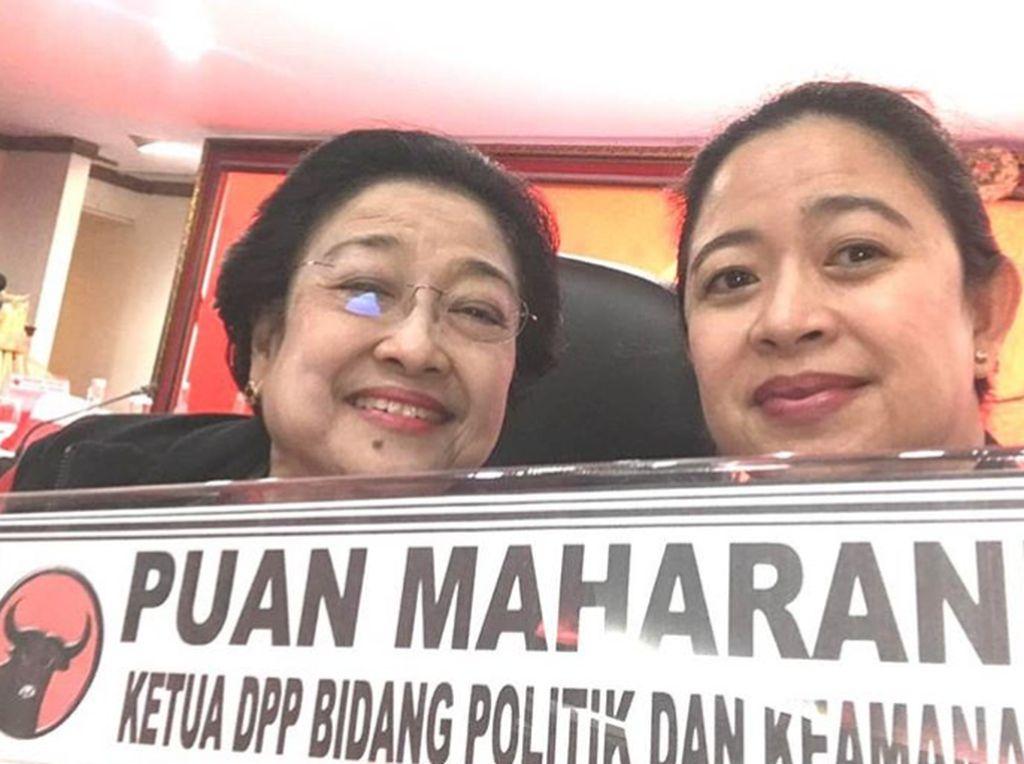 Politik Oseng-oseng Ala Megawati, FX Rudy dan Puan Maharani