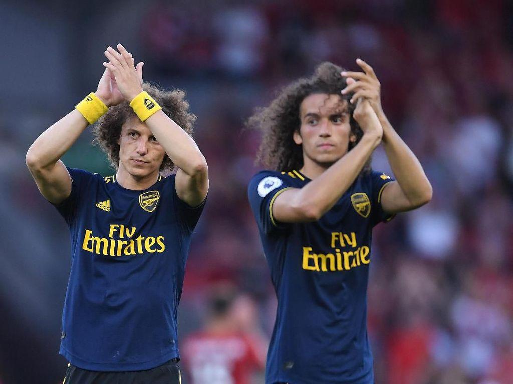 David Luiz pada Arsenal: Bertahanlah Lebih Tangguh Lagi
