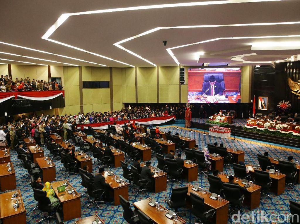 Jawab Anies, DPRD Baru Janji Prioritaskan Pemilihan Wagub DKI