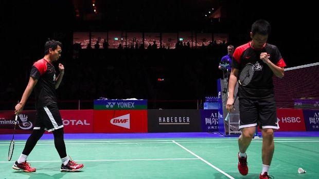 Ahsan/Hendra Melaju ke Perempat Final Indonesia Masters 2020