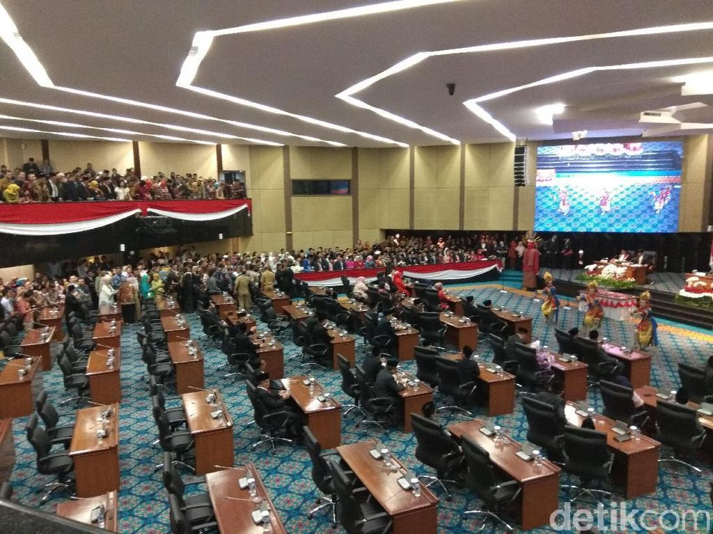 DPRD DKI Tunggu Usulan Nama Pimpinan dari Fraksi hingga 9 September