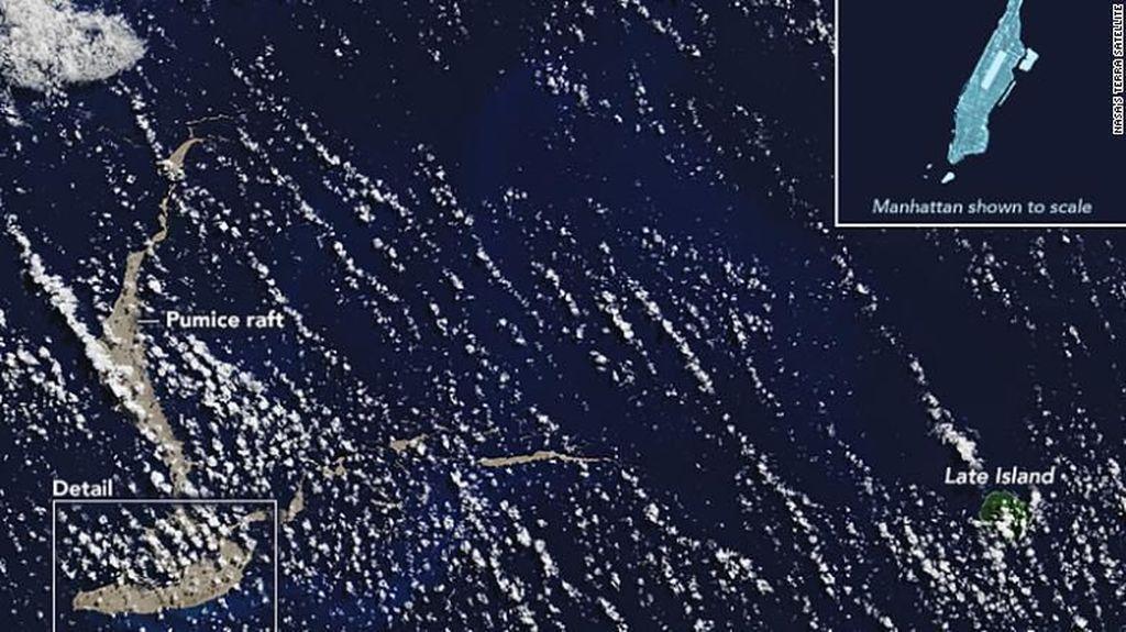 Potret Great Barrier Reef yang Memukau Tapi Terancam Rusak