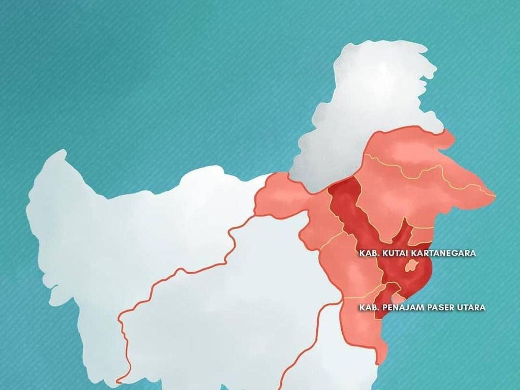 Mendagri: Kawasan Ibu Kota Baru Akan Seperti Putrajaya Malaysia Atau BSD