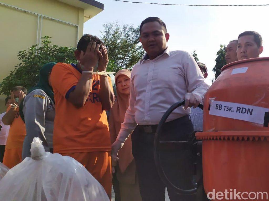 Polisi Ringkus Komplotan Pemalsu Bibit Jagung Beromzet Ratusan Juta