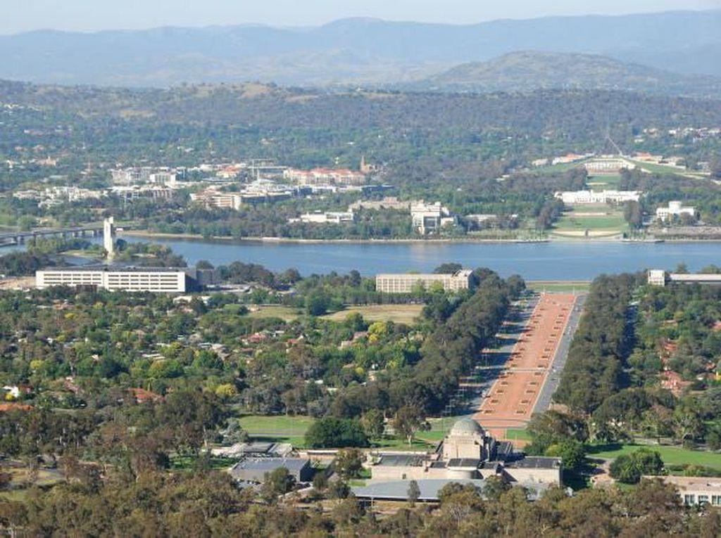 Cerita Australia Gelar Sayembara Merancang Ibu Kota