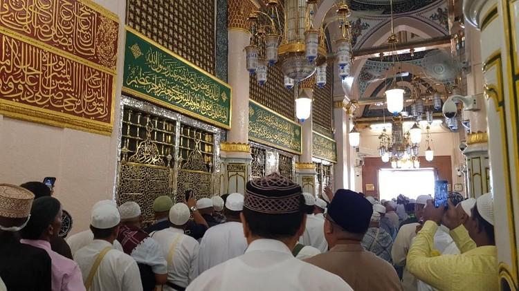 Kisah Nabi Muhammad SAW dan Seikat Gandum Menjelang Wafat