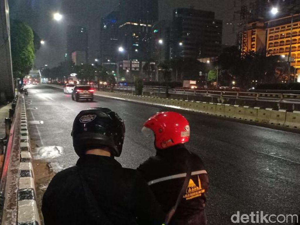 Hujan Guyur Sebagian Wilayah Jakarta