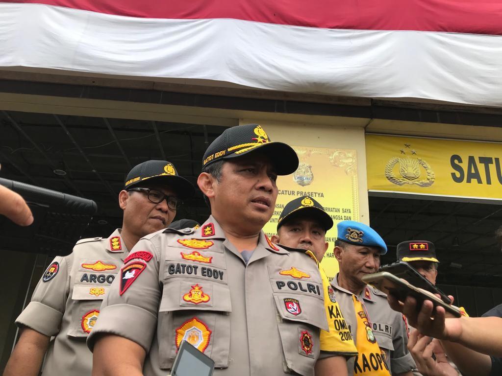 Kapolda Metro Puji Pelayanan di Polres Jakut yang Berbasis IT