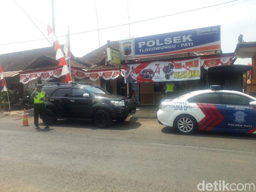 Polri Selidiki Aktivitas Pembacok Kanit Provost Tlogowungu Selama di Malaysia