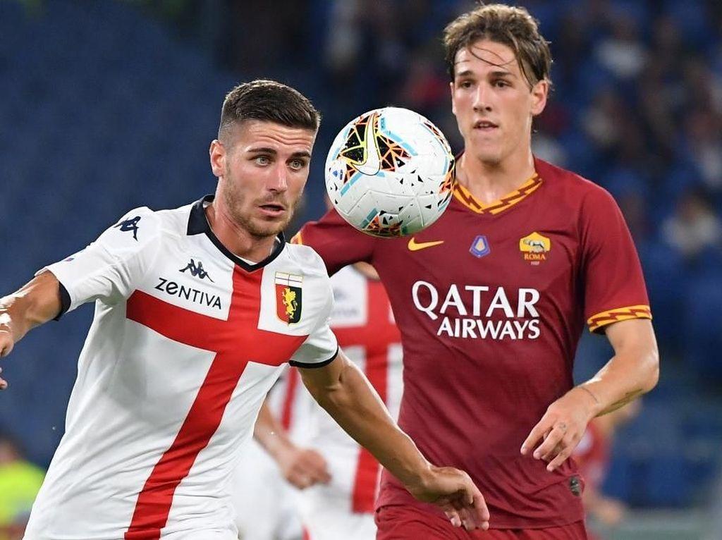 Lencana Baru di Jersey Pemain-Pemain Liga Italia 2019/20