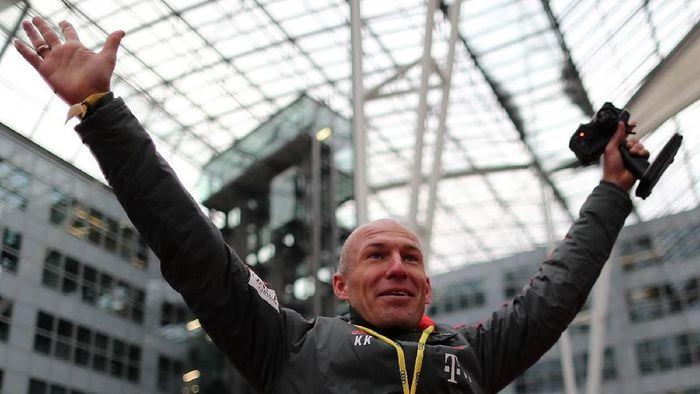 Arjen Robben ingin comeback? (Foto: Christian Kaspar-Bartke/Getty Images for AUDI)