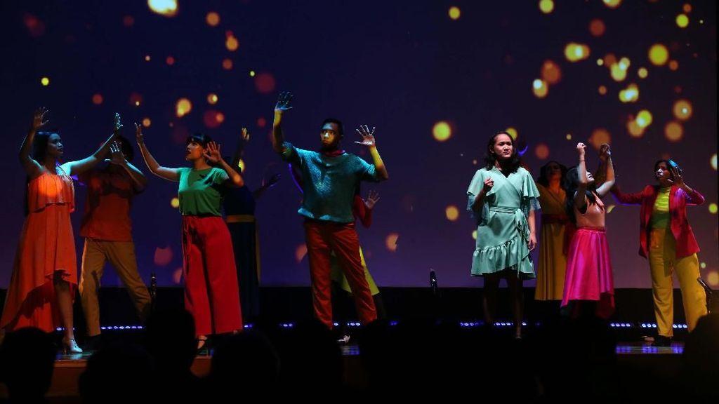 Pertunjukan Indonesia Menuju Broadway di AS