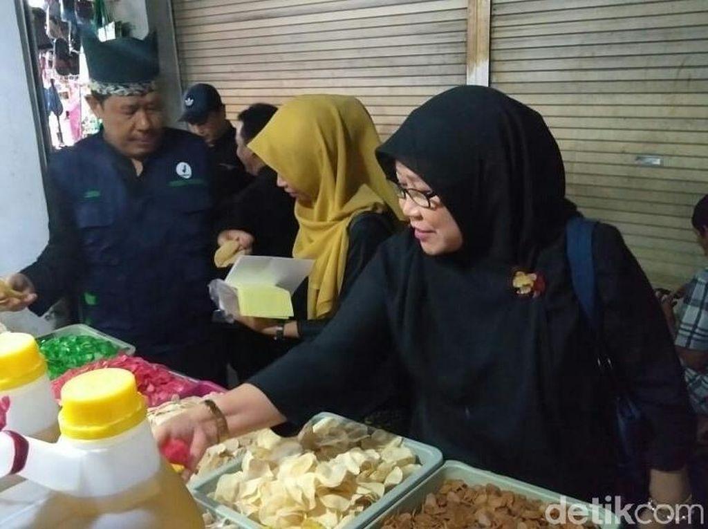 Makanan Mengandung Borak dan Formalin Ditemukan di 2 Pasar Banyuwangi