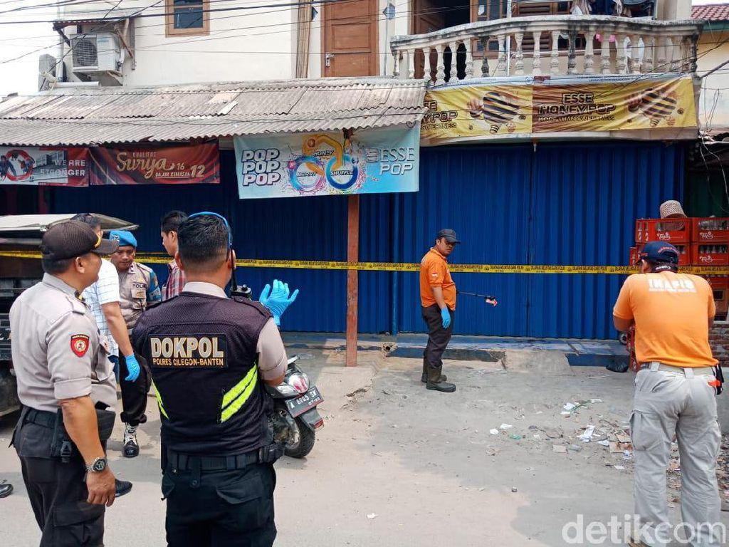 Polisi Periksa Anak-Tetangga Bos Sembako yang Tewas di Cilegon