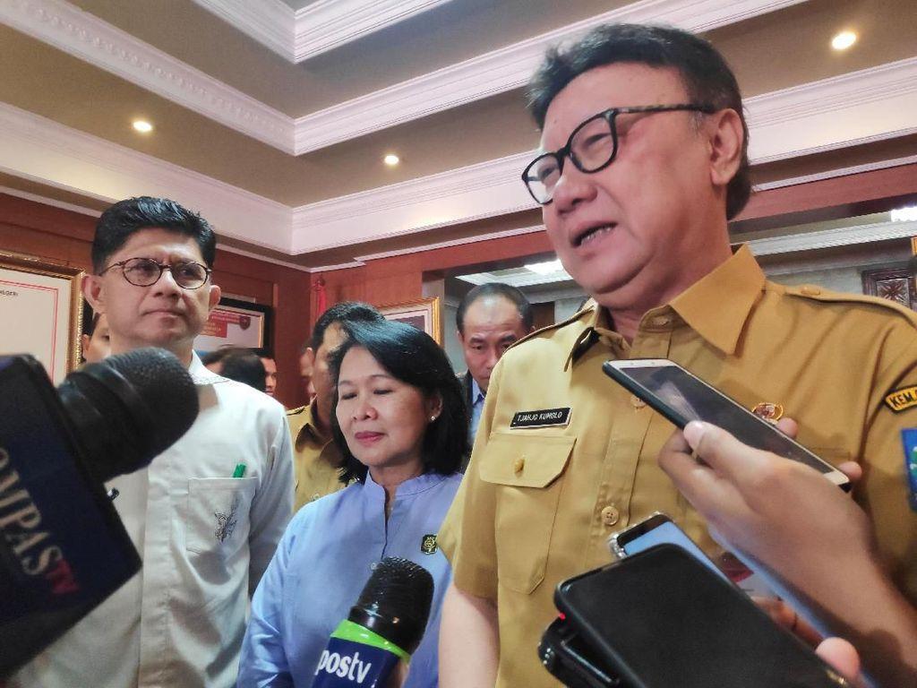 Mendagri soal Karhutla: Kepala Daerah Jangan Lindungi Korporasi yang Disanksi