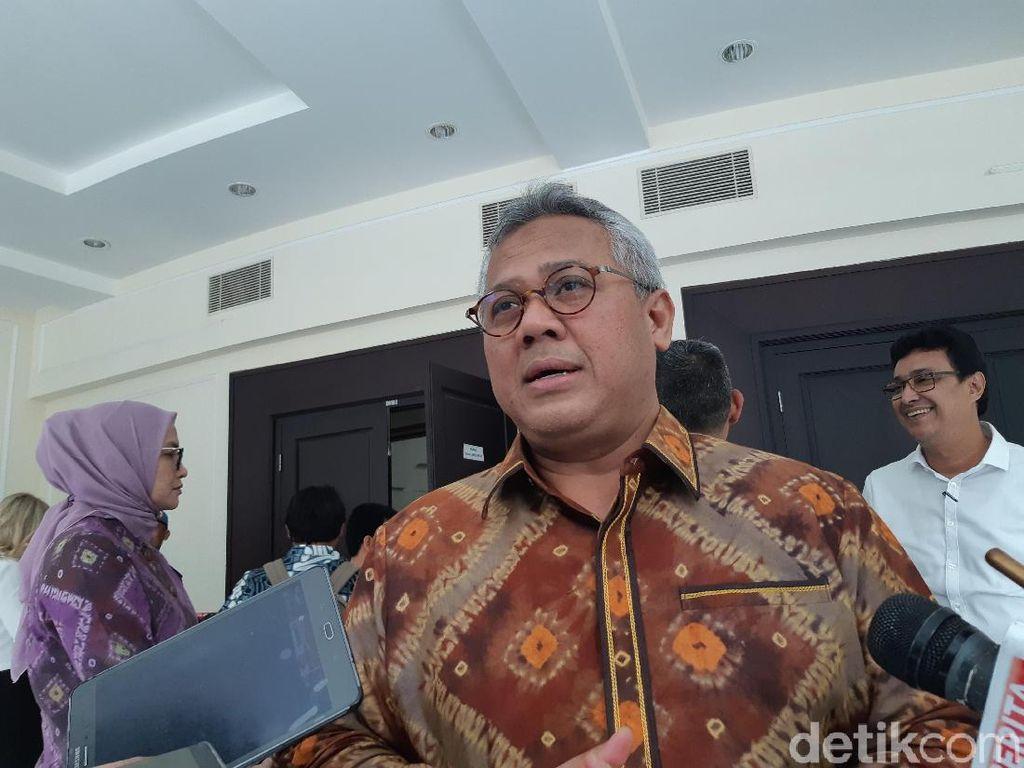 KPU: Anggota DPR-DPD Terpilih Dilantik 1 Oktober 2019