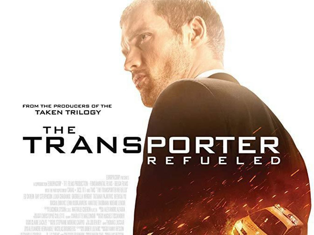 Fakta Film The Transporter Refueled yang Hadir Tanpa Jason Statham