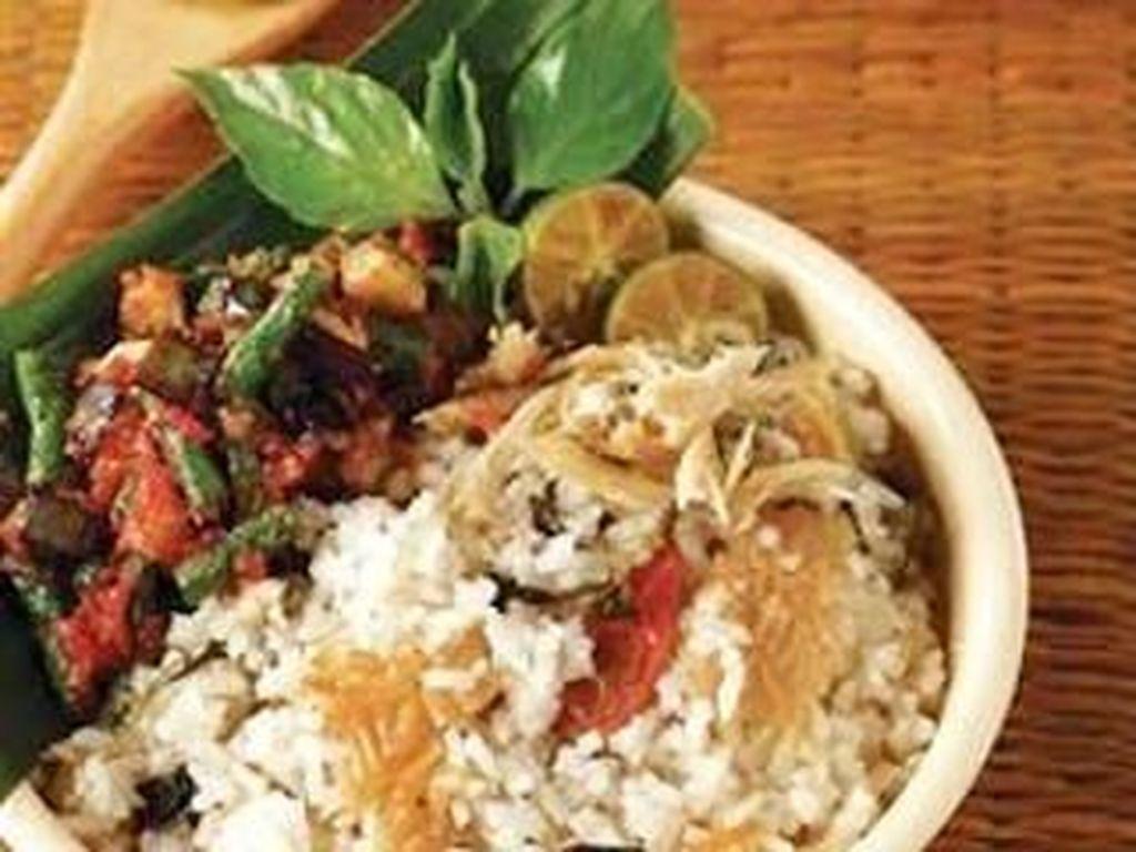 Nasi Bekepor, Warisan Kuliner Kutai Kartanegara yang Kini Jadi Ibu Kota Baru