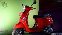 Tuntut Perusahaan China yang Jiplak Vespa LX, Piaggio Kalah