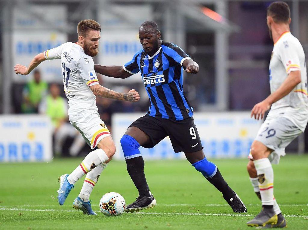 Lukaku Perkenalkan Diri di Inter dengan Cara Terbaik
