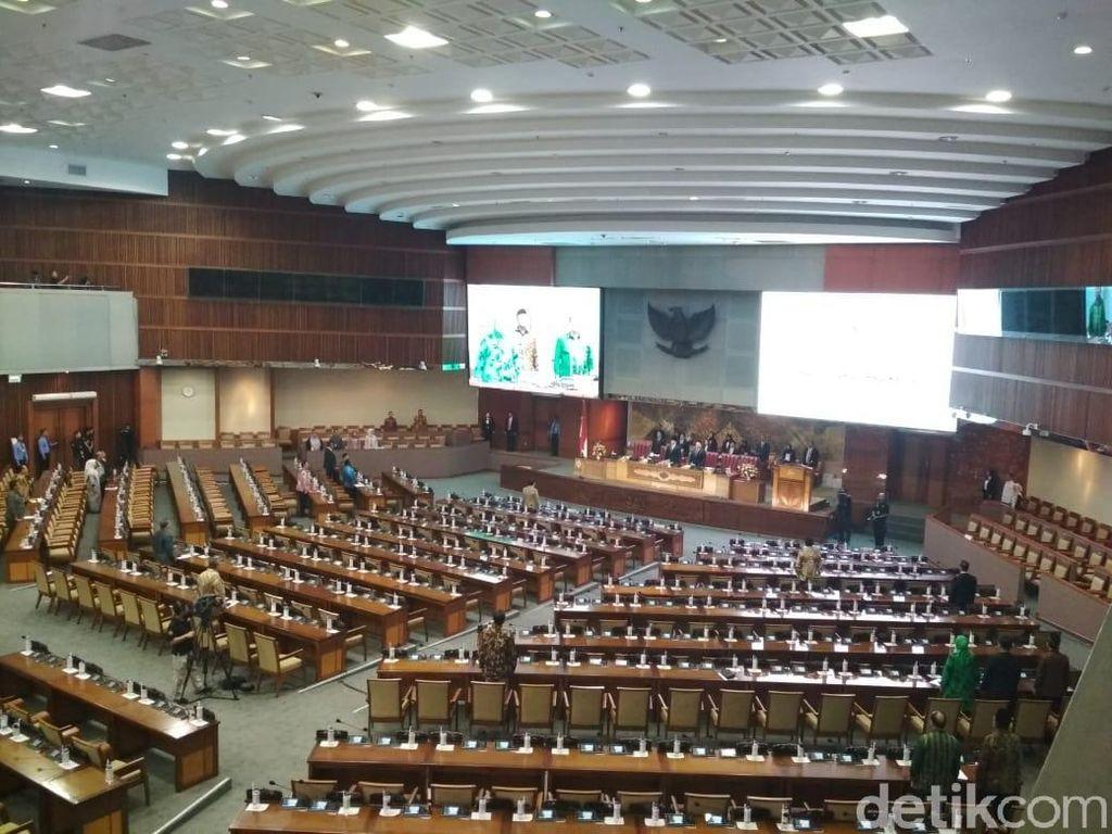 Sri Mulyani Tanggapi Pandangan DPR soal RAPBN 2020