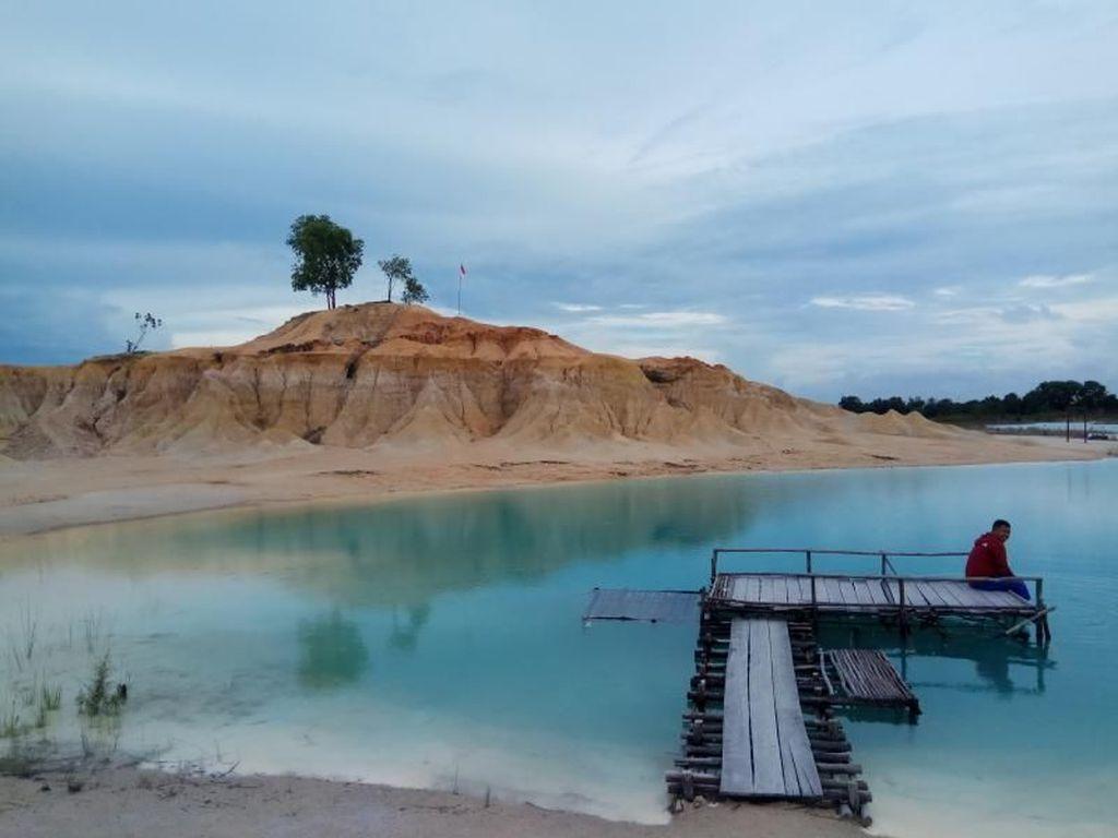 Bukit Pasir Busung Bintan yang Ajaib