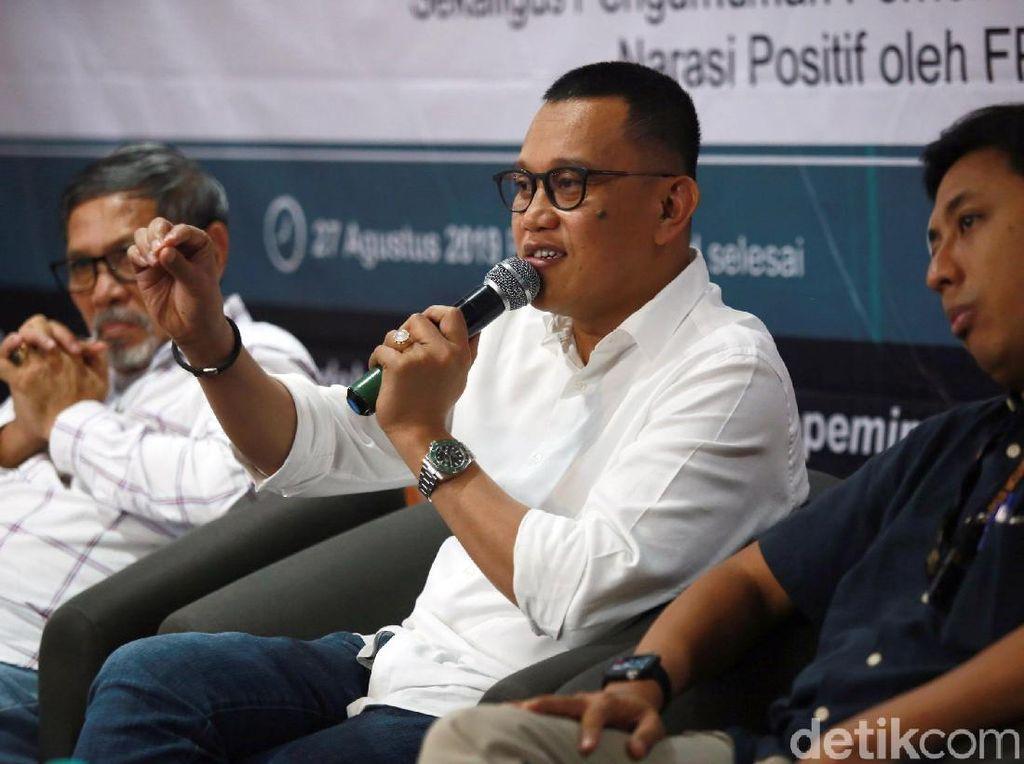 Politisi Hingga Ahli Bicara Rekonsiliasi Nasional dan Radikalisme