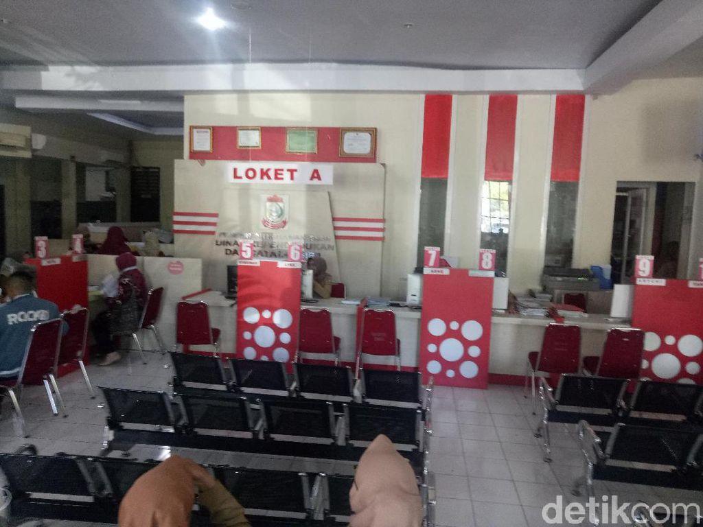 Layanan Dukcapil Makassar Akhirnya Kembali Online