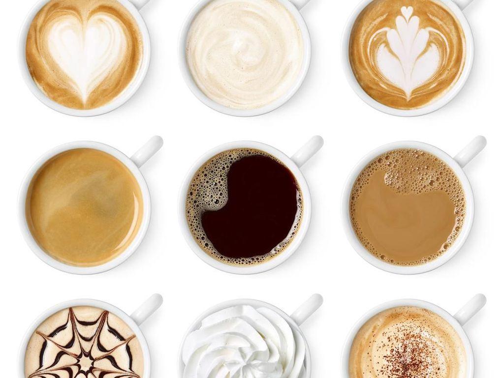 5 Minuman Kopi yang Paling Populer di Kafe, Kamu Suka yang Mana?