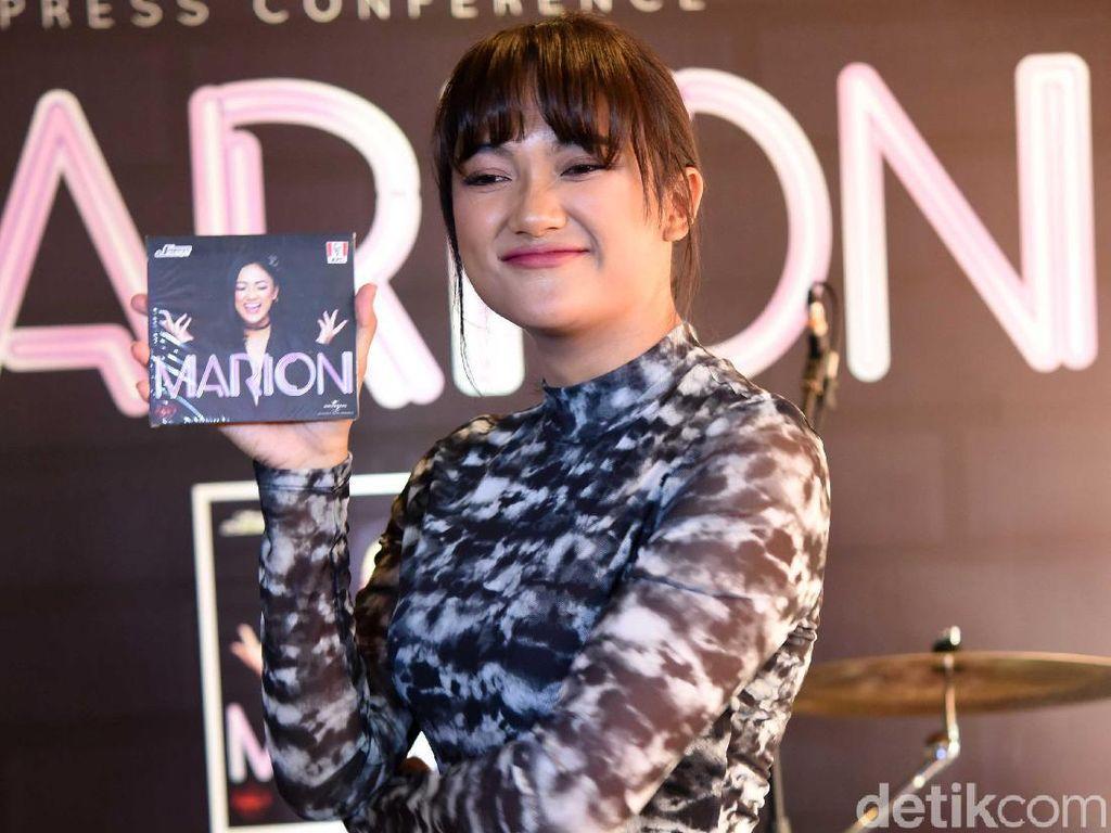 Hei Netizen... Marion Jola Kini Tahan Banting Di-bully
