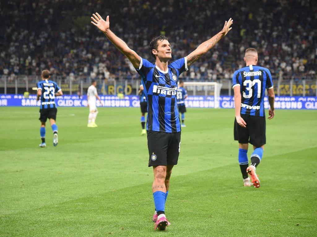 Antonio Candreva Sudah Gatal Main Bola Lagi