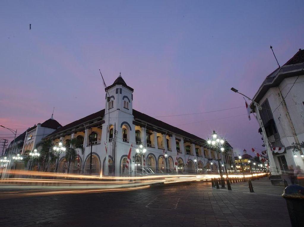 Jalan Panjang Hendi Bangun Kembali Kota Lama Semarang