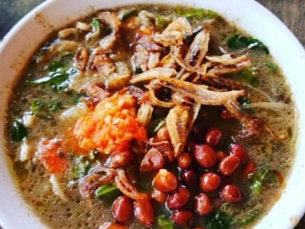 Hangatkan Badan dengan Bubur Paddas yang Istimewa dari Kalimantan