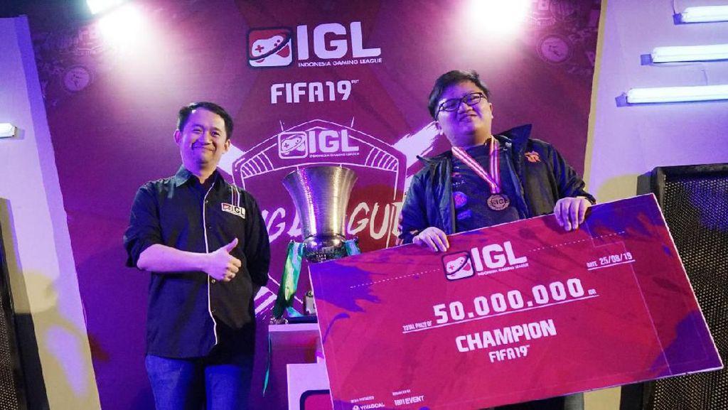 Ini Jawara Grand Final IGL 2019