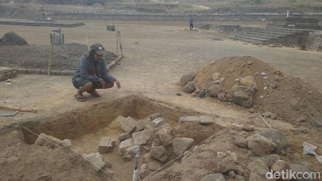 Foto: Penemuan Terbaru di Situs Liyangan Temanggung