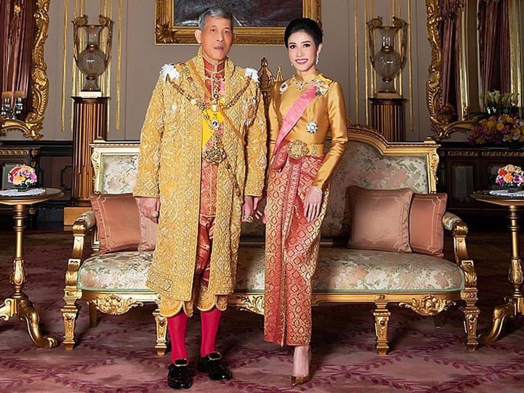 Most Pop Sepekan: Heboh Foto Intim Selir Raja Thailand yang Tersebar